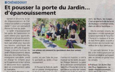 01 octobre 2015 Journal de l'Orne