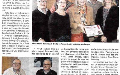 Journal de l'Orne 03 fevrier 2017
