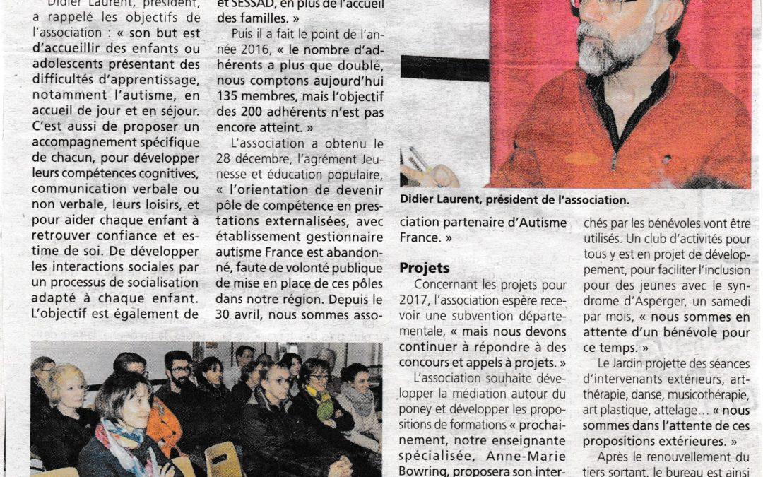 Journal de l'Orne, 16 mars 17