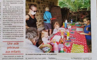 Journal de l'Orne 1er Octobre 2020